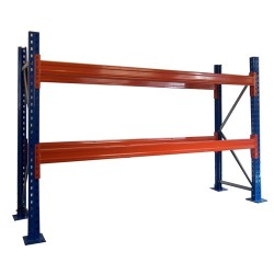 Boltless Rack - 5/5 Firkins or 4/4 Kils - 2000mm