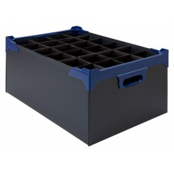 Glassware Storage Box - 500 x 345 x 165mm x 5