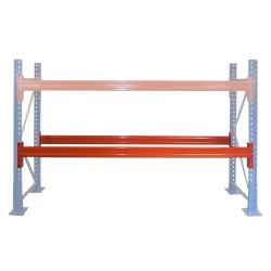 Pair Of Racking Beams - 1350mm