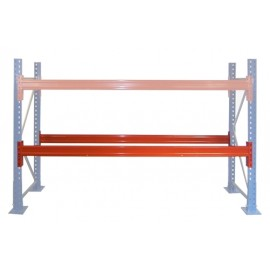 Pair Of Racking Beams - 2700mm