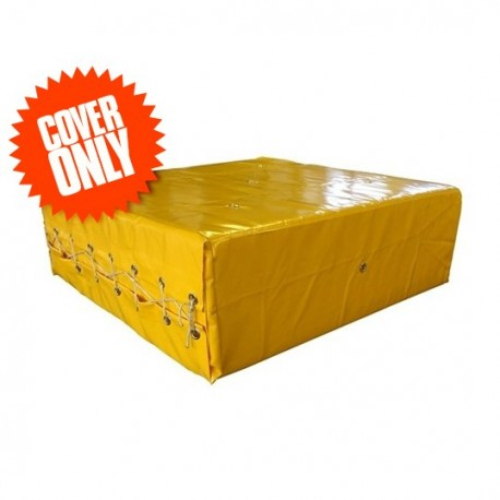 COVER ONLY for Cellar Padded Drop Mat - Size 2 (900 x 900 x 300mm)