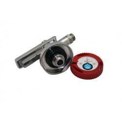 "Keg-Key Coupler 1/2"" BSP Thread"