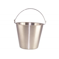Stainless Steel Bucket - 11 Litre