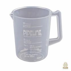 Purple Pipeline Measuring Jug