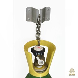 Stainless Steel Gas Cylinder / Trolley Safety Chain