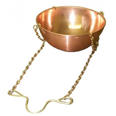 Copper Drip Bowl
