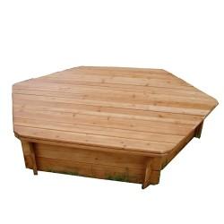 Sandbox Wooden Lid