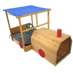 Choo Choo Train Sandpit