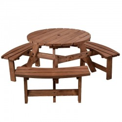 Lancaster Picnic Table