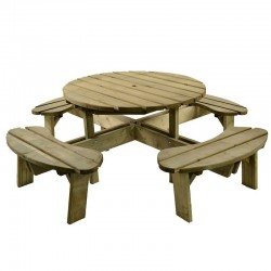 Aberdeen Picnic Table