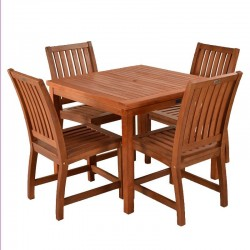 Devon Square Table & Chair Set