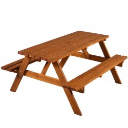 Durham Picnic Table