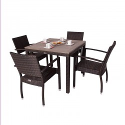 Applollo Rattan Set
