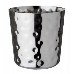 Appetiser Hammered Cup 8.5cm x 8.5cm