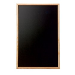 Framed Blackboard Antique Pine - 636mm x 486mm