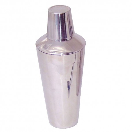 Stainless Steel Cocktail Shaker - 28oz