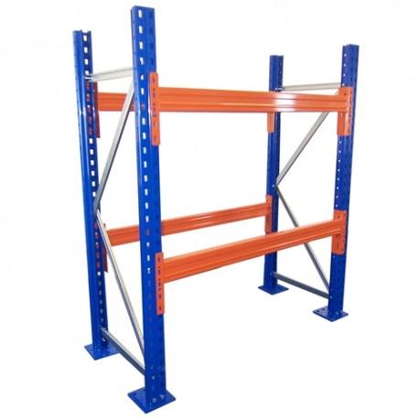 Boltless Rack - 2/2 Firkins or 2/2 Kils - 2000mm