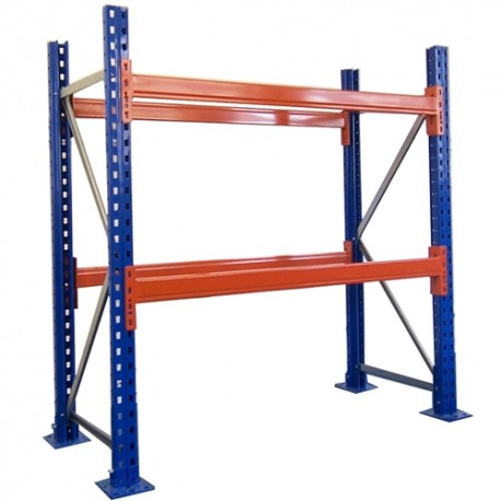 Boltless Rack - 3/3 Firkins or 2/2 Kils - 2000mm