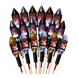 Large Rocket Mix x 18 Pack