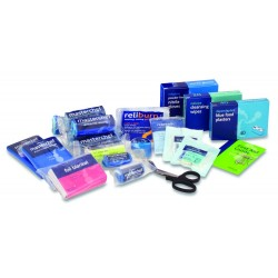 Small BS Catering First Aid Kit - Refill