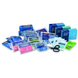 Medium BS Catering First Aid Kit - Refill